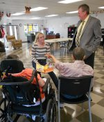 Adult day program opens in Bridgeville