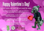Be My Beastly Valentine: Gift Packages Available