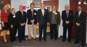 Legislators from Northwestern Pennsylvania toured the Elizabeth Lee Black School