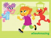Barber National Institute teams with Sesame Street