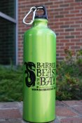 Beast on the Bay Aluminum Water Bottle