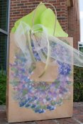 Hand Painted Gift Bags