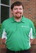 Barber National Institute Men's Golf Shirt
