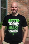 Better Today Beast Tomorrow T-Shirt