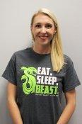 Eat Sleep Beast T-Shirt