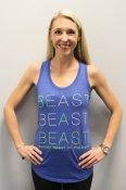 Be A Beast Ladies Tank