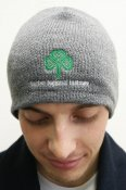 Barber National Institute Fleece-Lined Beanie