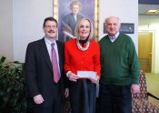 MacDonald Illig Presents $25,000 Donation