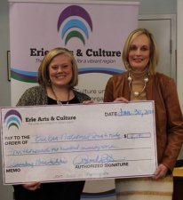 Erie Arts & Culture and the Pennsylvania Partnership on the Arts Grants