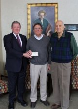 Donation from Norm Boetger Golf Tournament