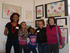 2016 Art Show Photo Gallery - Youth Reception