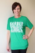 Barber National Institute Graphic T-Shirt