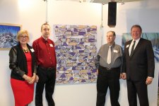 10th Annual Art Show and Sale Kicks Off