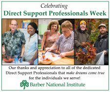 Barber Institute Celebrates DSP Week