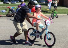 Learn to Ride Bike Camp Application