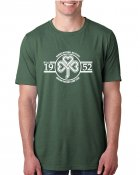 Barber National Institute Pine Green T-Shirt