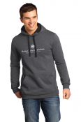 Barber National Institute Dark Grey Pullover Hoodie