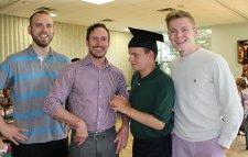 Graduation Celebrates Student Achievements