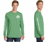 Barber National Institute Green Long Sleeve Shirt