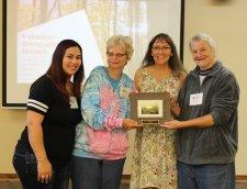 Club Erie Volunteers Recognized