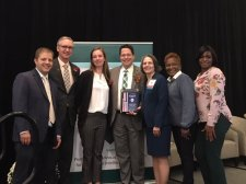 Courtyard Marriott Named Employer of the Year