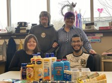 Staff & Adults Support Troops