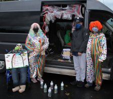 Group Home Trunk or Treat