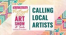 2021 Art Show Call for Entries