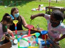 Pre-K Counts Outdoor Classroom